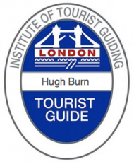 Blue Badge Guide, Hugh Burn qualified